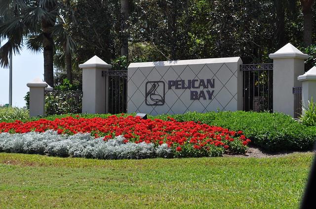 Pelican Bay - North Entrance