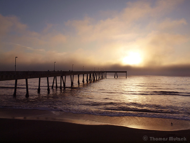 Pacifica Pier, San Mateo, California, September 2009