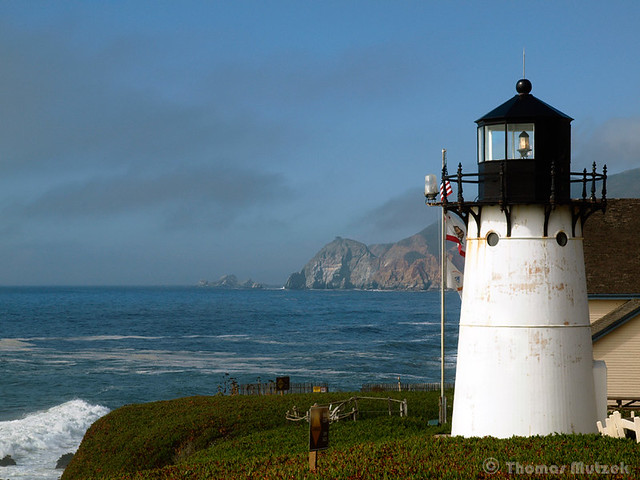 Point Montara Light, San Mateo, California, September 2009