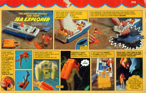 Fisher Price Adventure People: Sea Explorer