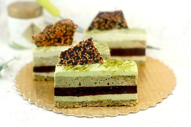 Green Tea - Pistachio Cakes   Flickr - Photo Sharing!
