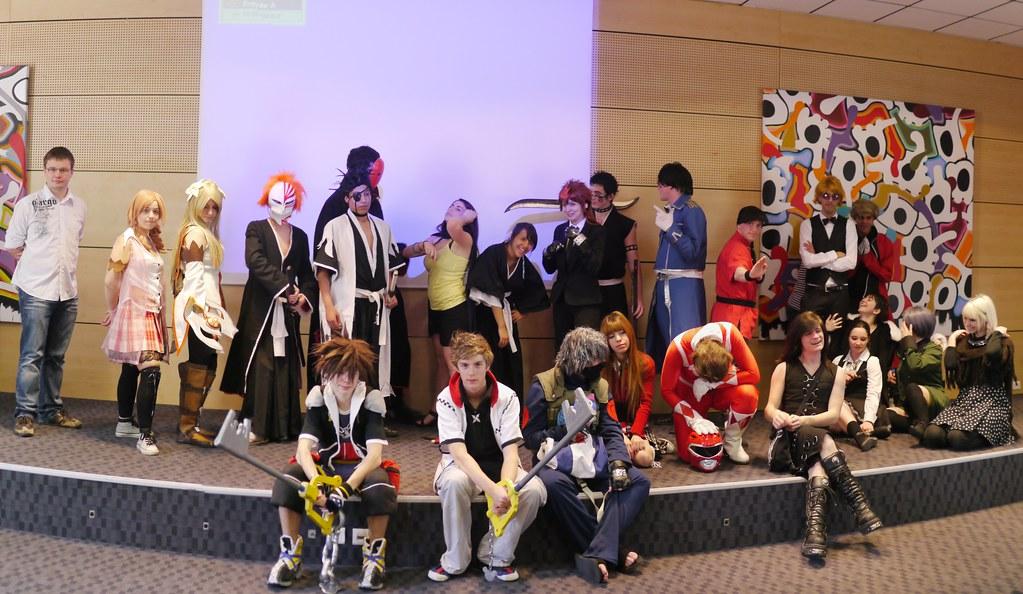 related image - Festival BD de Luminy - Aoi Sora Cosplay - 02 avril 2011 - Luminy - P1070242-P1070243