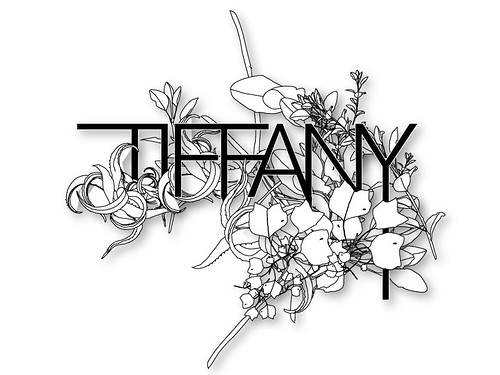 TIFFANY - by William Ismael