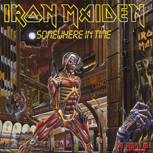 Back At The Lab: Iron Maiden Commentary - Part Six