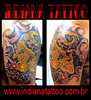 tattoo carpa oriental hola somo indiana