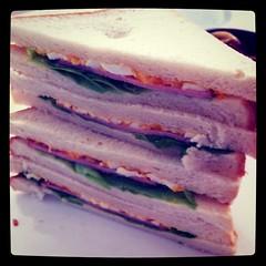 サンドイッチ(未手伝い