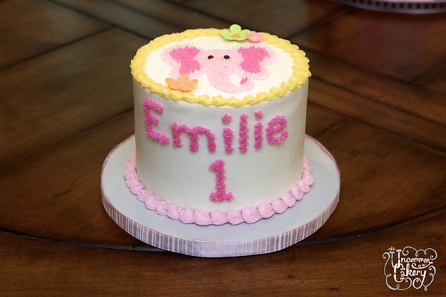 Baby Smash Cake Size