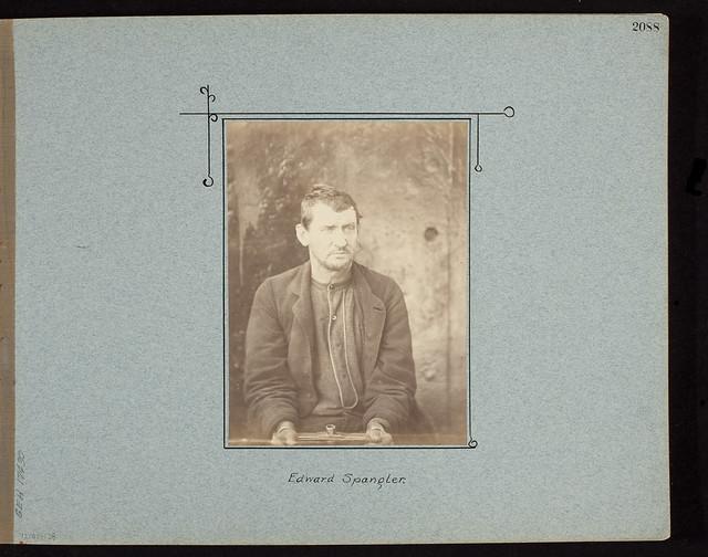 Edward Spangler Edward Spangler...