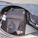 Burgman trunk with Lowepro Fastpack 200 by TammyLynnPhotography
