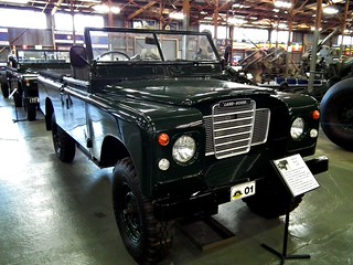 1979 Land Rover Series 3 LWB - Ceremonial Vehicle