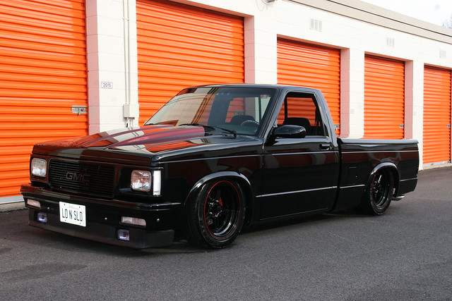 1993 Sonoma with LS6 engine swap for sale
