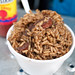Cajun Jumbalaya. Deliciously dark, real Cajun style. Mind you this isn't jumbalaya for beginners. (Food 1)