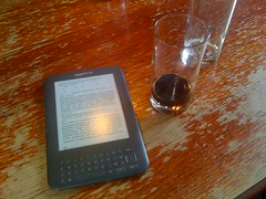 Beer festival + kindle