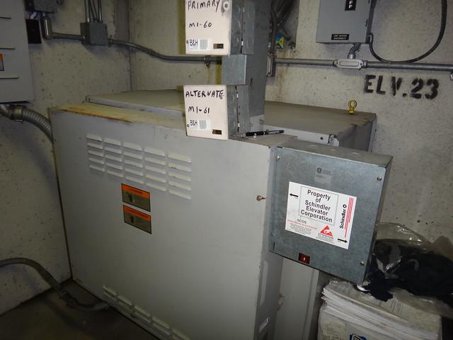 Hydraulic Elevator Motor Pump Flickr Photo Sharing