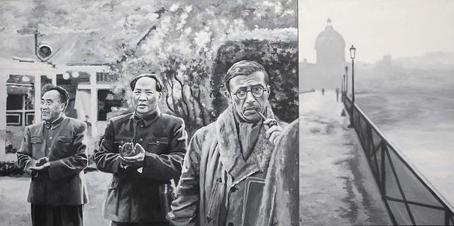 [ S ] Shi Xinning - Mao Meets Sartre  (2008)