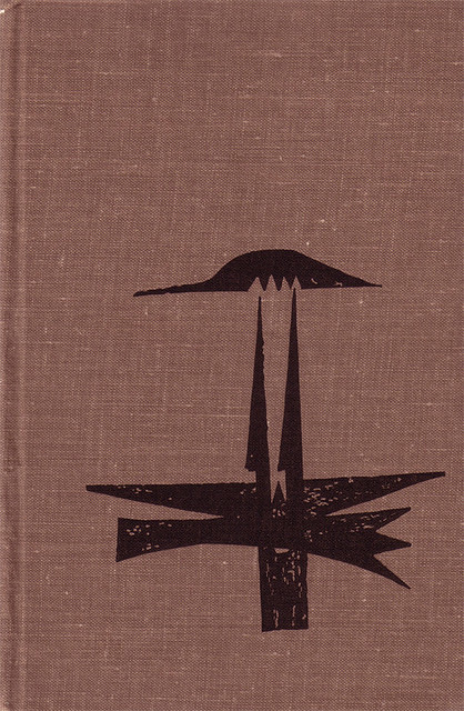 Czechoslovak book cover (1966)