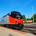 Amtrak #6 California Zephyr at Osceola, IA