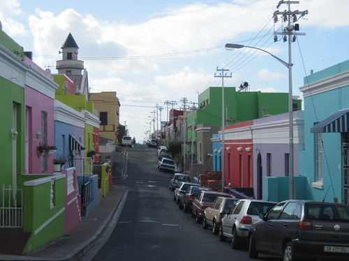 Crayon Colours of Bo Kaap