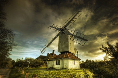 The Windmill at Thorpeness