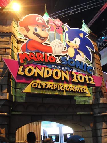 E3 2011 - Mario & Sonice at the London 2012 Olympic Games (Sega)