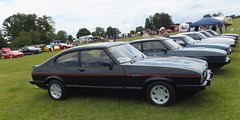 race car, automobile, vehicle, compact car, ford capri, land vehicle, coupã©, sports car,