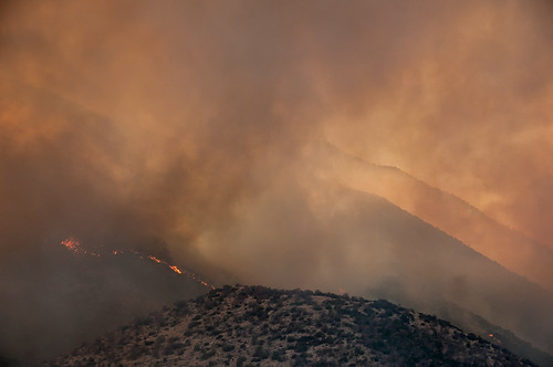arizona usa az wildfire waldbrand huachucamountains cochisecounty ashcanyon monumentfire