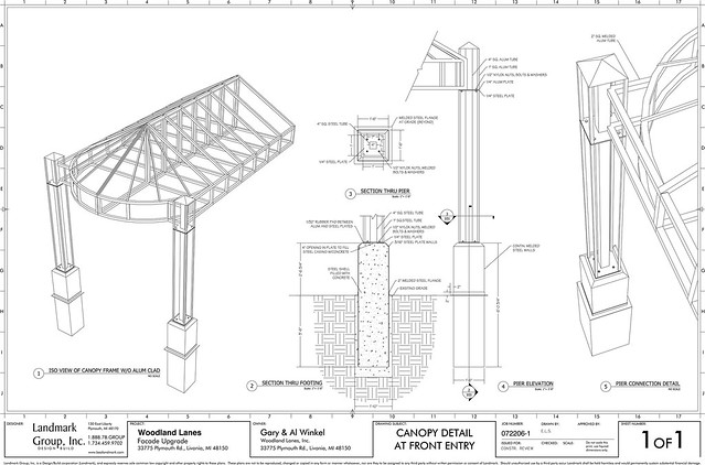 CAD Detail Drawings