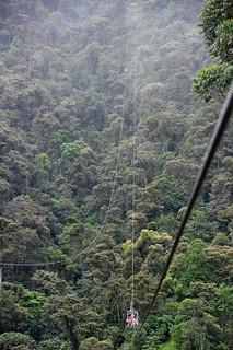 El Paraiso del Pescador, Mindo, Ecuador
