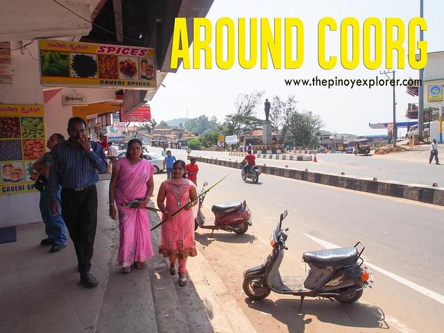 around coorg
