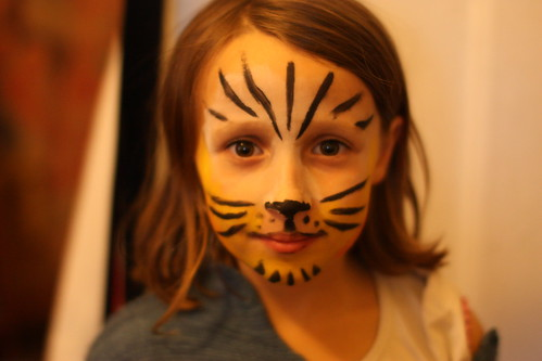 The gallery for --> Easy Dinosaur Face Painting