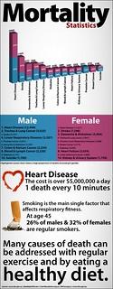 INFOGRAPHIC – Mortality Statistics