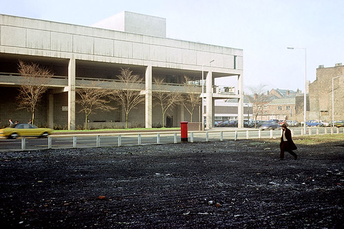 RNCM and Oxford Road, 1976