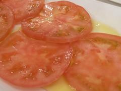 Tomate con Aceite