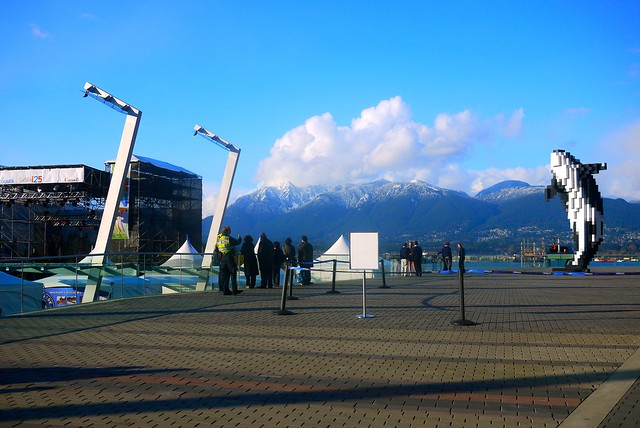 Vancouver 125 Celebration x Olympic Cauldron x Jack Poole ...