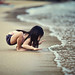 kid and the sea by ian_taylor_photography