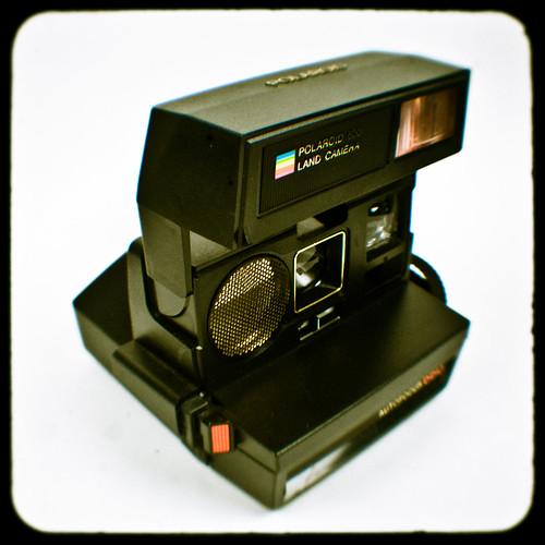 Polaroid 600 Land Camera by Jeremy Klapprodt
