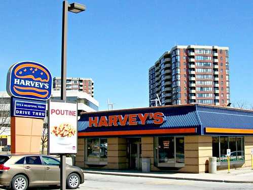 harveysrestaurant harveys fastfood restaurantchain fastfoodchain commercialphotography canada canadian food restaurant harveyscanada