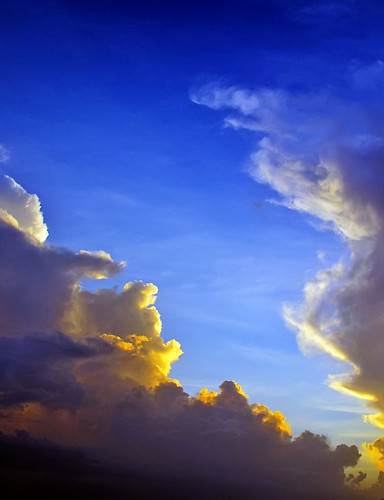 "blue light sunset sky nature clouds martinique caribbean westindies ""flickraward"" ""flickraward5"""