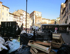 Campo di Fiori in Daily Transition