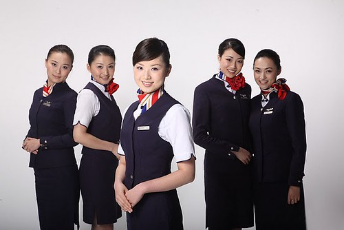 China Eastern Airlines Cabin Crew Uniform
