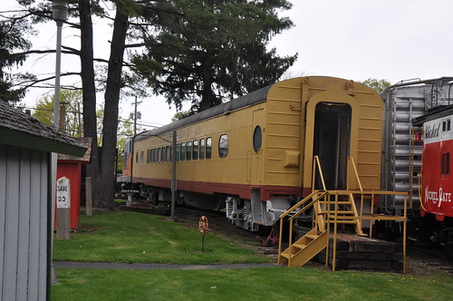 road railroad car museum train river coach cities twin milwaukee passenger mad hiawatha olympian