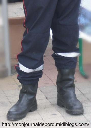 Bottes de pompier 01