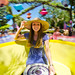 'Round And 'Round On Disneyland's Mad Tea Party