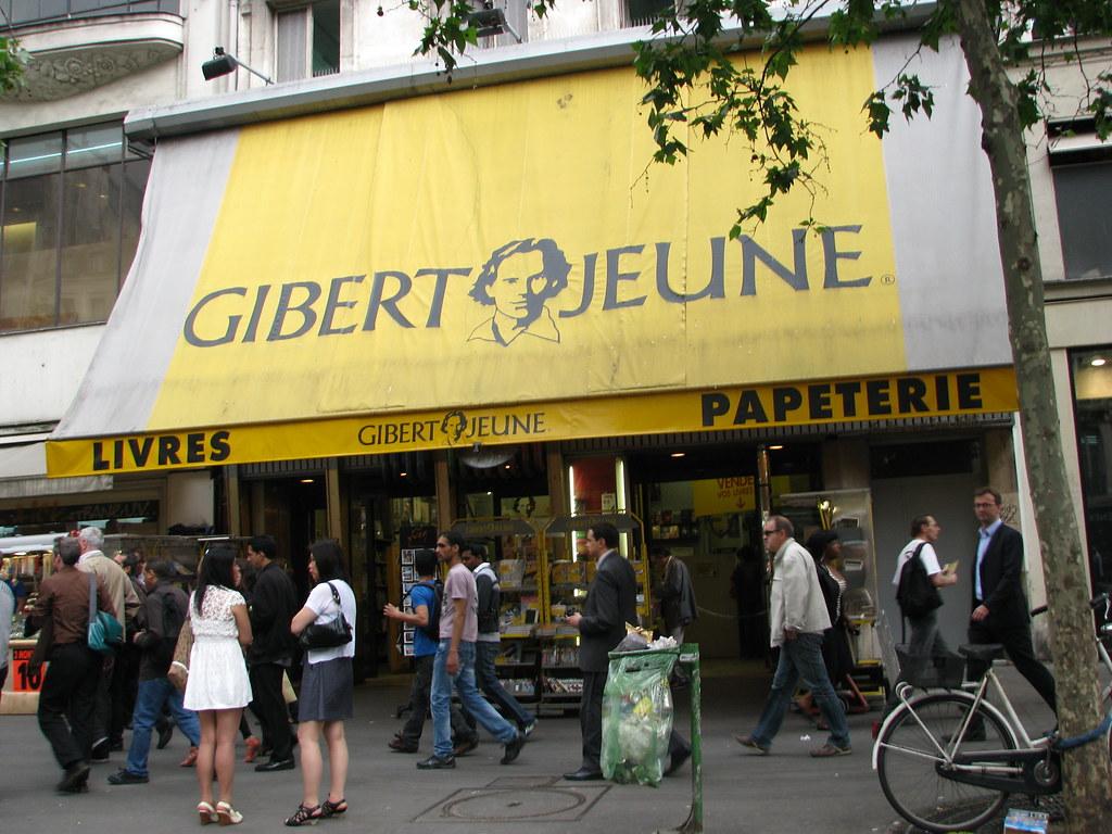 Gibert Jeune, Paris
