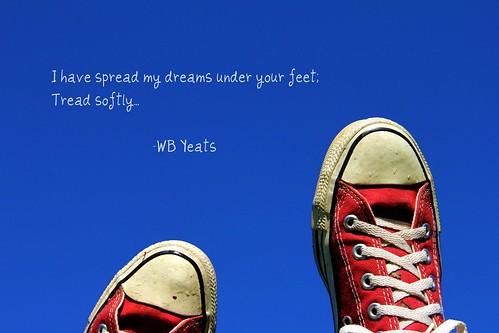 Day 147:  Dreams Under Foot