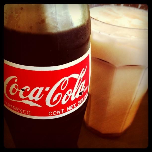 Homemade Coca Cola Cake