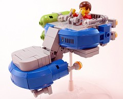 Civilian hovercraft