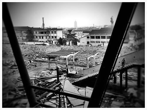 逝去的苏州老火车站