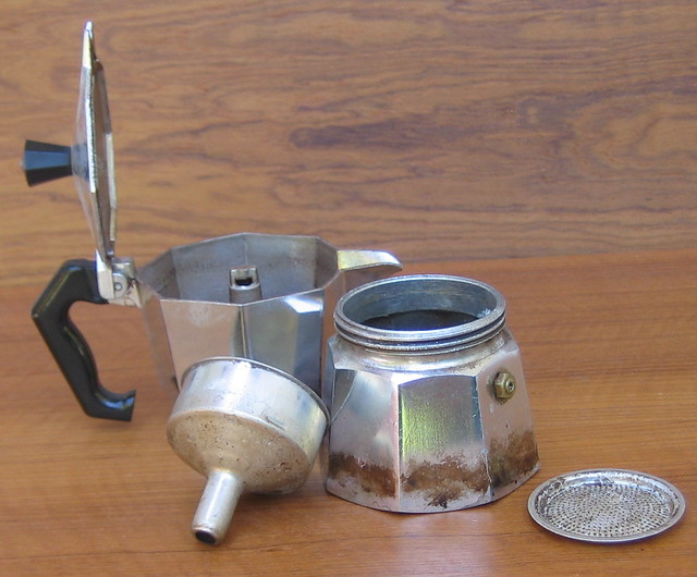 Italian Coffee Maker Seals : MOKA EXPRESS BIALETTI ITALIAN ESPRESSO MAKER: BIALETTI MOD? Flickr - Photo Sharing!