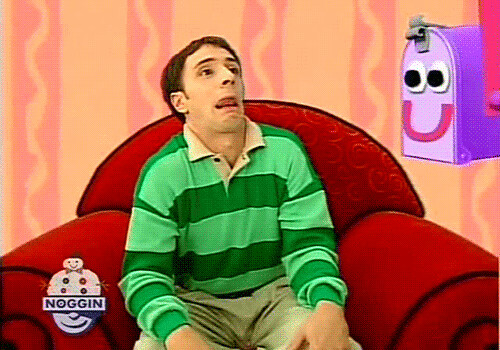 Steve From Blue s Clues